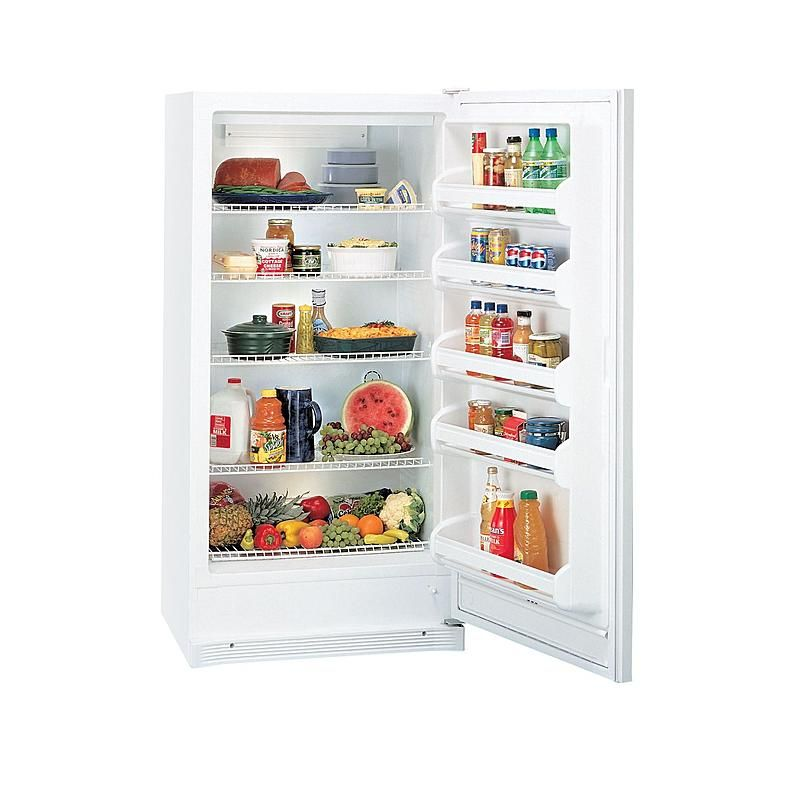 Kenmore 60722 16 7 Cu Ft Freezerless Refrigerator Sears Outlet Freezerless Refrigerator Refrigerator Buying Appliances