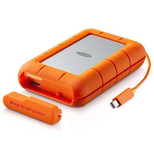 Lacie 9000601 4 0tb Rugged Raid Thunderbolt At Macsales Com Portable Hard Drives External Hard Drive Hard Drives