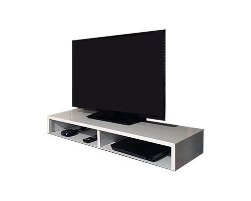 Tabletop Tv Stand For Flat Screen Available In Black White