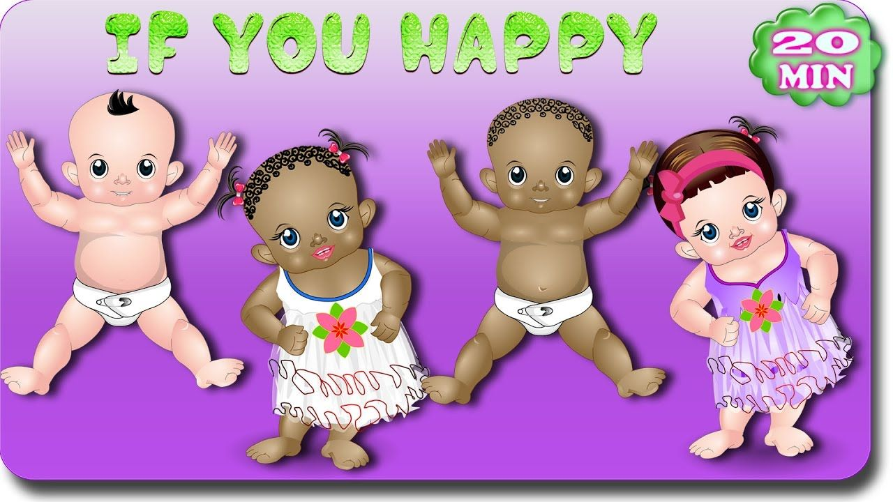 If your happy and you know it | Nursery Rhymes Collections