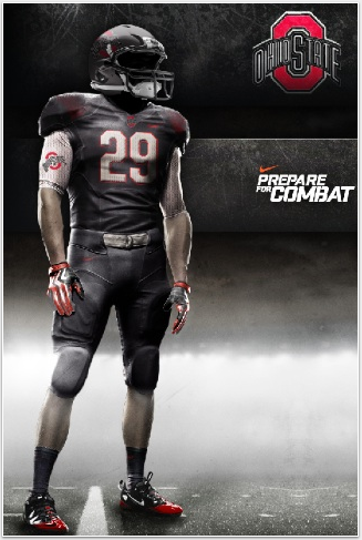 sports shoes 23c07 95088 ohio state black jersey - Google Search | Misc | Ohio state ...