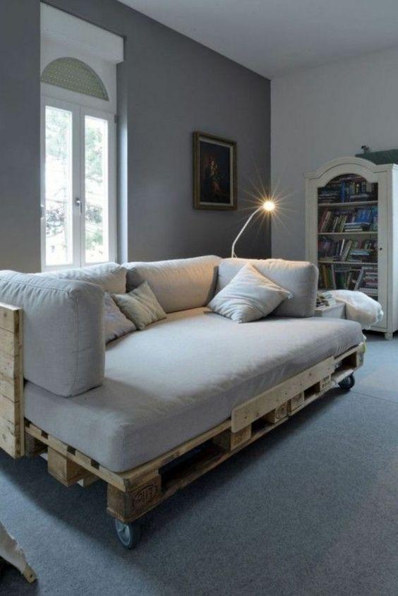 1001 ideas para hacer muebles con palets f ciles ideas for Reciclado de palets sillones