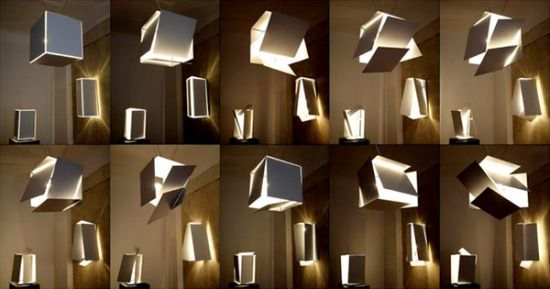 Robert Hoffman S Modular Lighting Hits