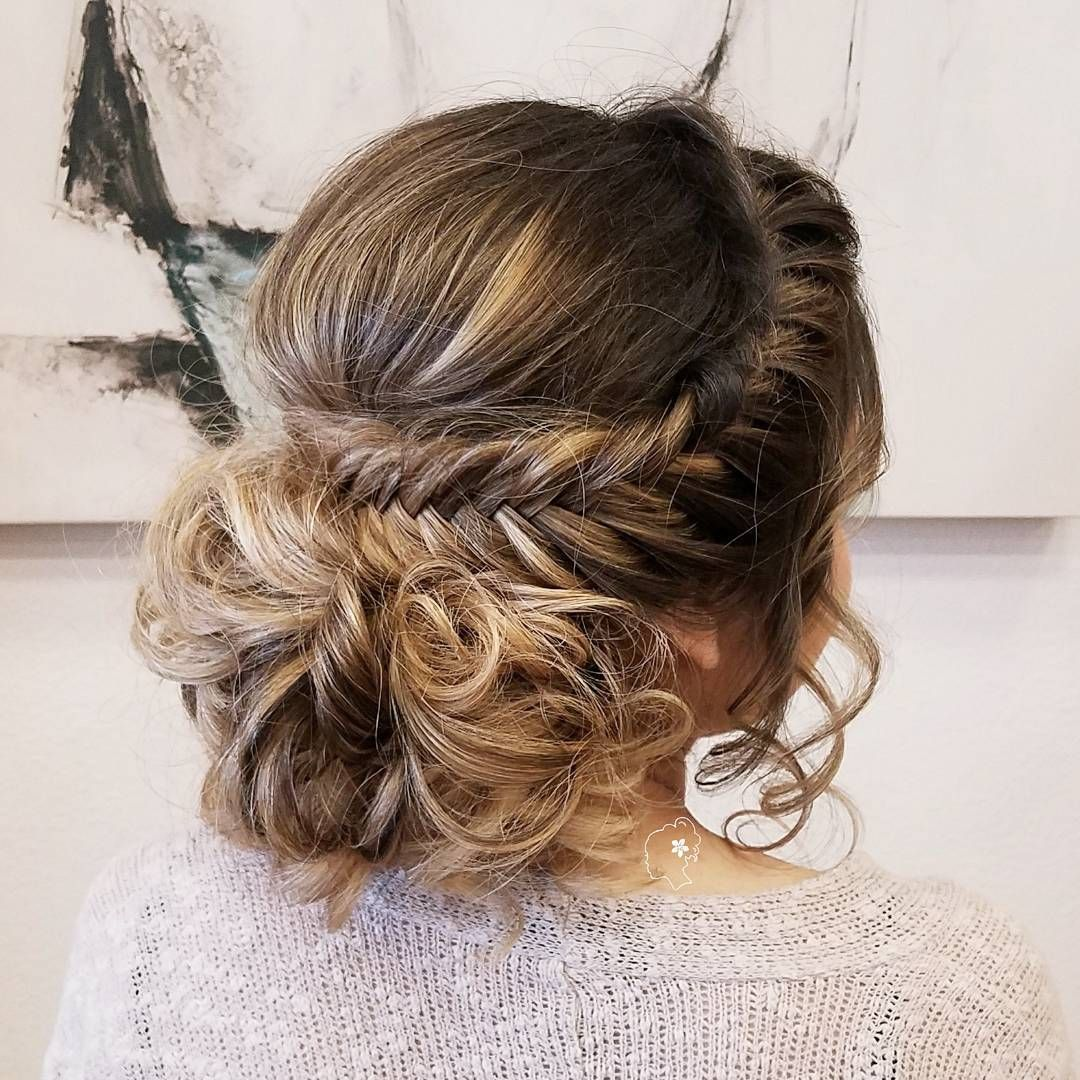 20 Inspiration Low Bun Hairstyles For Wedding 2019 2020: 80 Beautiful Updos For Women