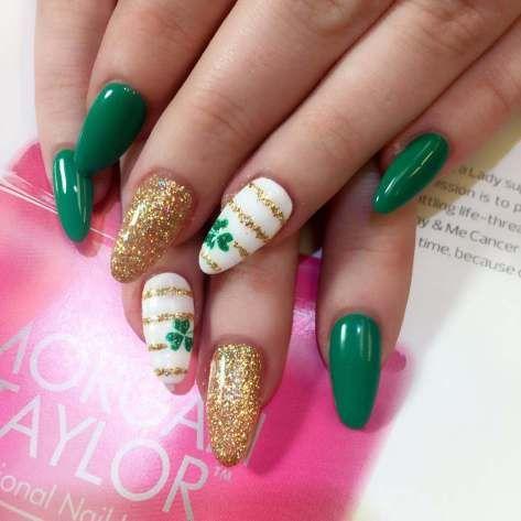 amazing fancy nail art design 2018  gel nails 2019