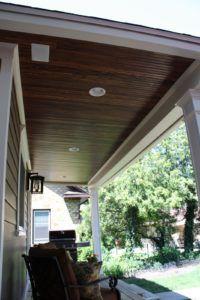 Recessed Lighting Porch Ceiling Ceiling Design False Ceiling