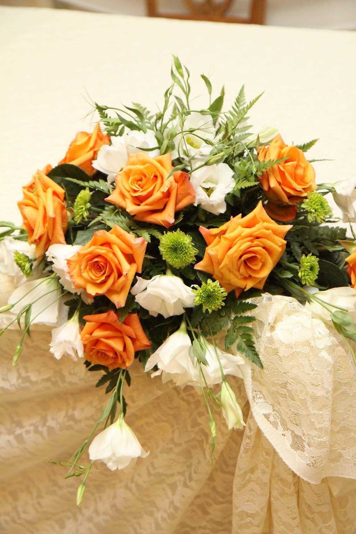 UN HERMOSO ARREGLO DE BODAS hecho por mi madre para mi boda civil (Mariela Britos)