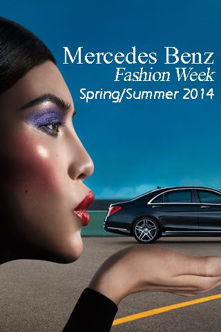 Mercedes-Benz Fashion Week Spring/Summer 2014 #mercedesbenzfashionweek #fashionweek