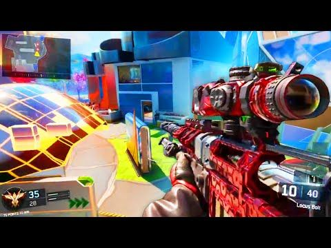 Call Of Duty Black Ops 3 Nuketown Gameplay Trailer Cod Bo3