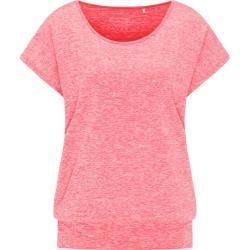 Photo of Venice Beach Damen T-Shirt mit Bündchen Ria Dmel B, Größe S in sun glow, Größe S in sun glow Venice