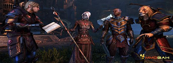 The ESO Update 11 Guide: Text Chat on Consoles | Elder