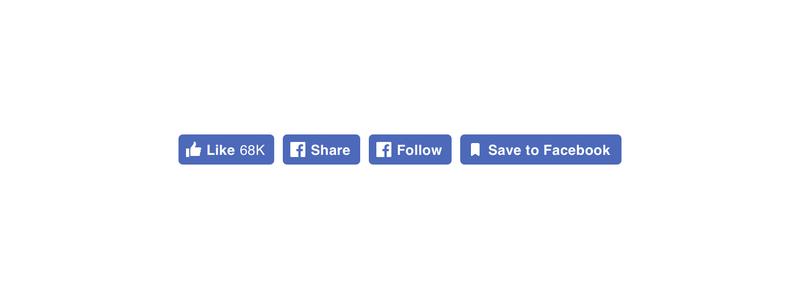 Facebook rediseña su logo de Me gusta y algunos más