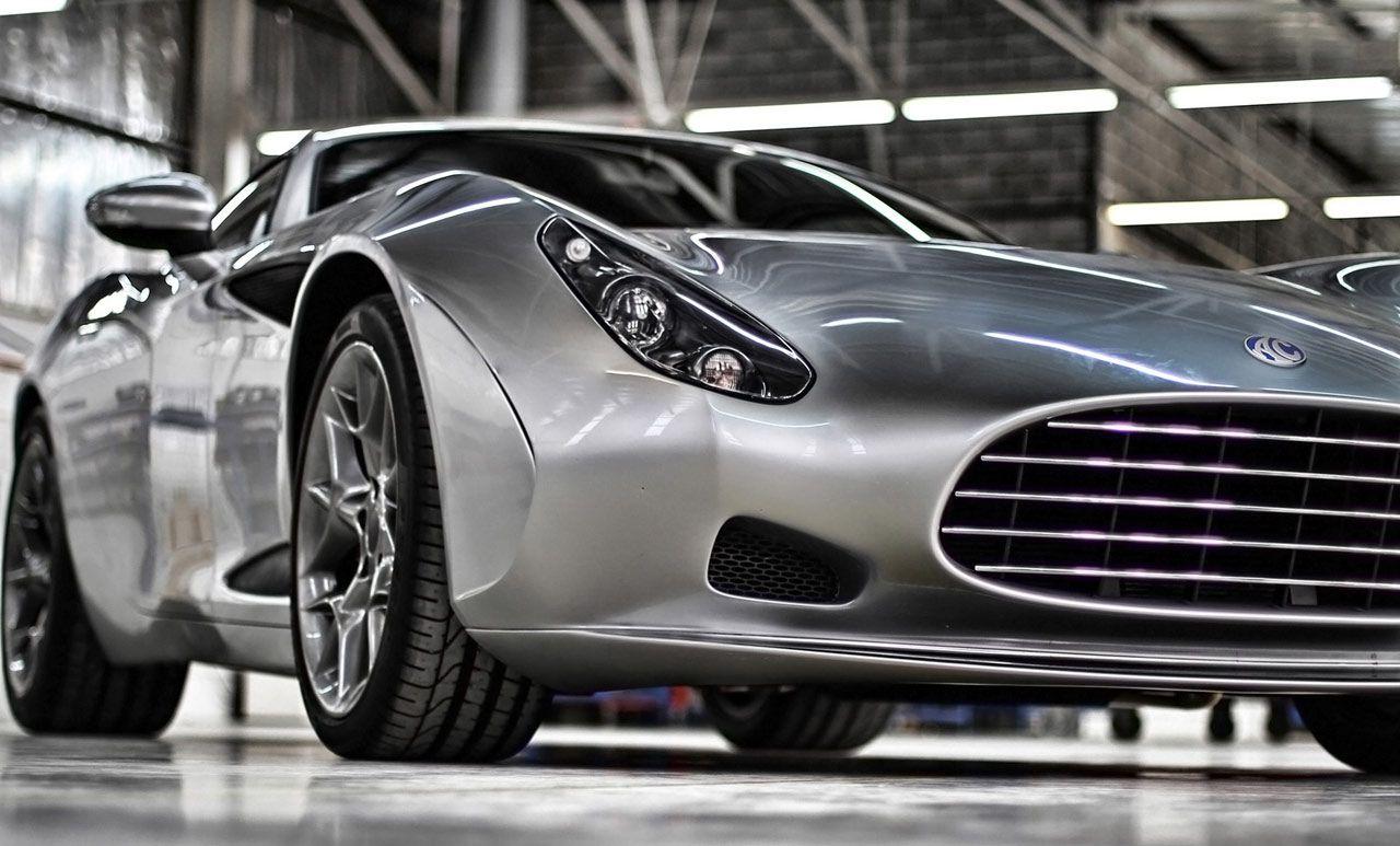 AC 378 GT Zagato 自動車, デザイン