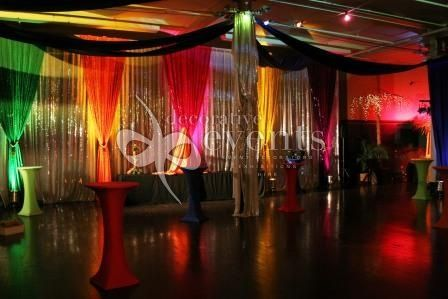 vegas themed party ideas   Carnivale :: Decorative Events & Exhibitions