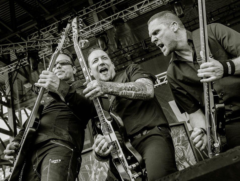 Volbeat © 2012 Steve Ziegelmeyer