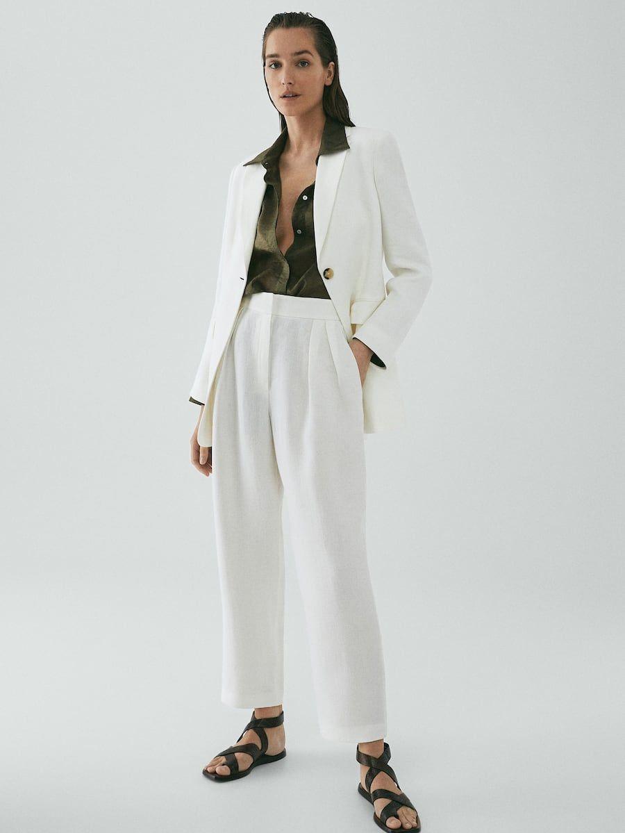 Photo of Ny kvinnekolleksjon | Massimo Dutti vår-sommeren 2020