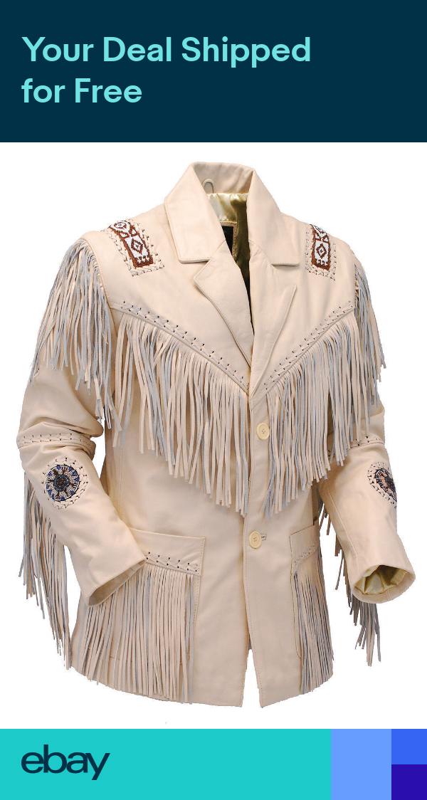 Vipzi women/'s Western wear Suede Leather Jacket with Fringes and beads ALL SIZE