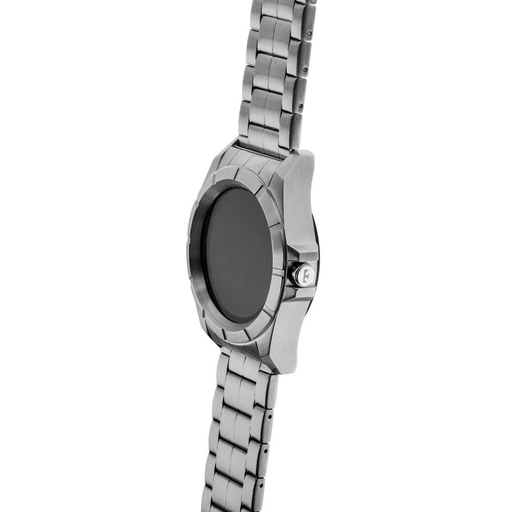 Relógio Technos Connect Prata SRAA 1P - technos   Relógios Technos ... cfd0c6c58f
