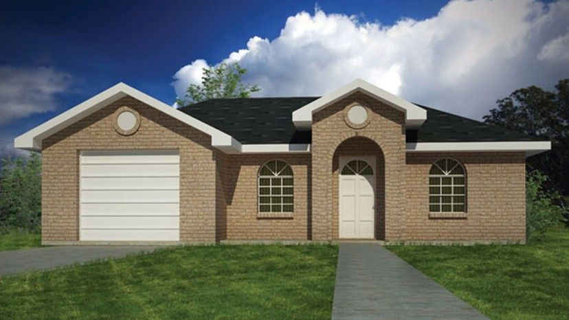 Home plan homepw77362 1002 square foot 3 bedroom 2 for Www homeplans com
