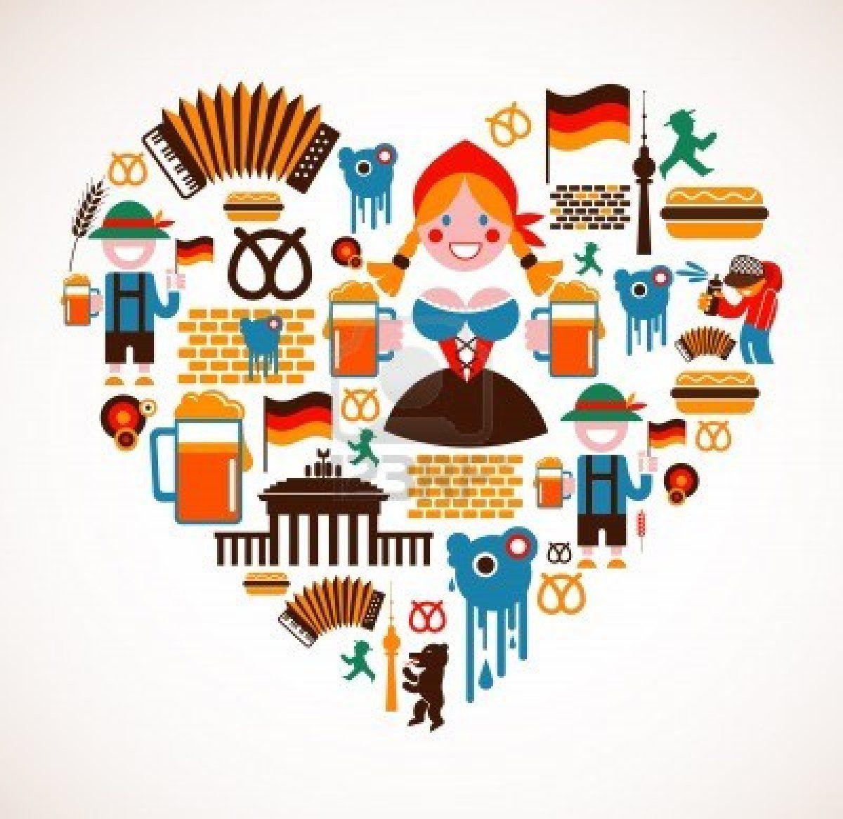 Ich mag Deutsch   Deutsch   Pinterest   German, Language and Deutsch