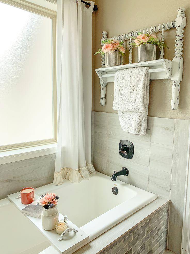 Easy Rustic Bathroom Concepts To Refresh Your Bathrooms