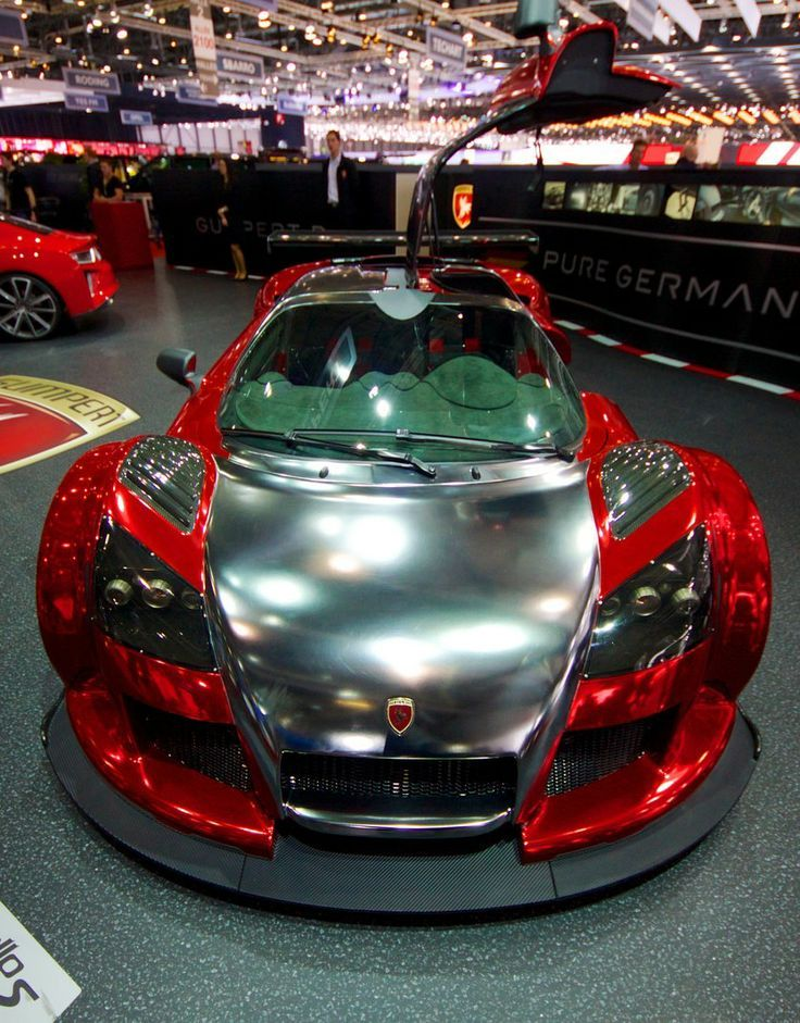 roxtunecars: Gumpert Apollo top gear hot cars | Cars - The Biggest ...