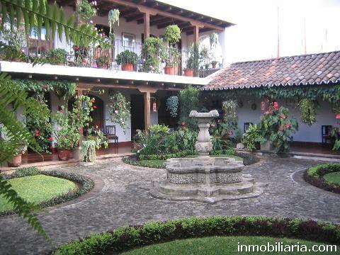 CasaenAntiguaGuatemala Case da sogno, Case