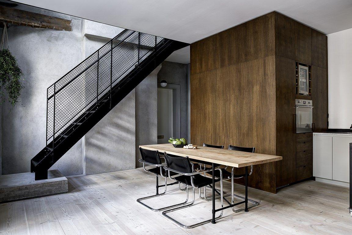 Badrum små badrum inspiration : Perfekta smÃ¥ badrum i kalksten | Industrial stairs, Living spaces ...