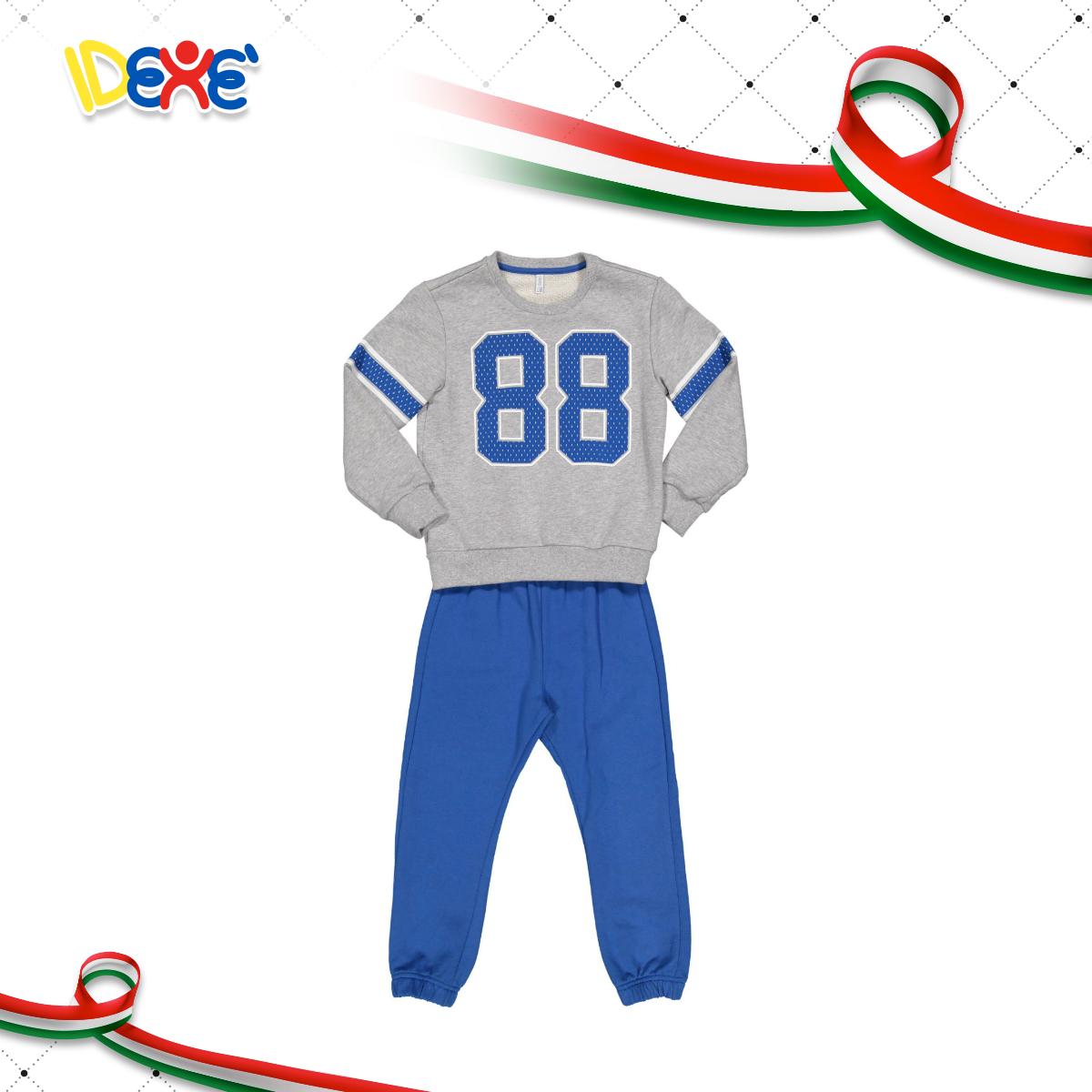 Πίσω στα θρανία με την IDEXE! Από αύριο και μέχρι εξαντλήσεως των αποθεμάτων, αγοράζοντας 2 φόρμες παίρνετε δώρο άλλη 1 της επιλογής σας! #backtoschool #newarrivals #autumn17 #newcollection #aw #aw17 #aw2017 #winter #italianfashion #idexe #fashion #kidsfashion #kidswear #kidsclothes #fashionkids #children #boy #girl #clothes #autumn2017