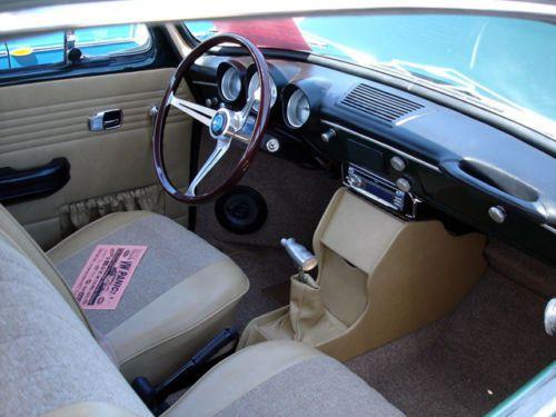 Vw Type 3 1961 1973 Interior Dash Pad Notchback Squareback