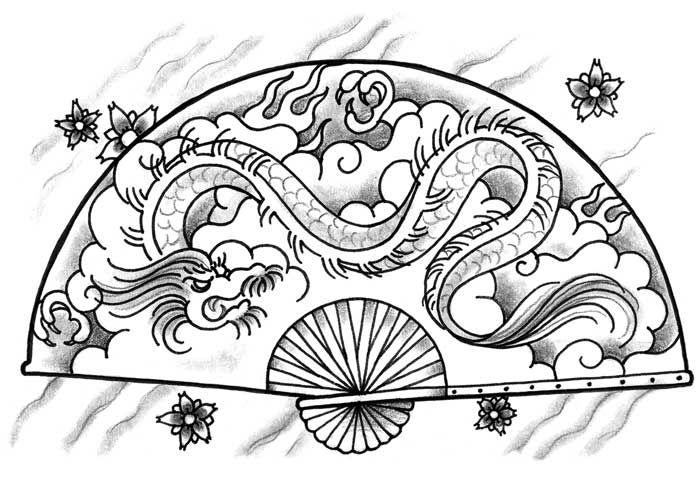 Geisha tattoo gallery disegni ideatattoo tatuaggi for Disegni tradizionali giapponesi