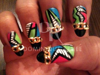Pin De Melaniet930 Em Nail Art