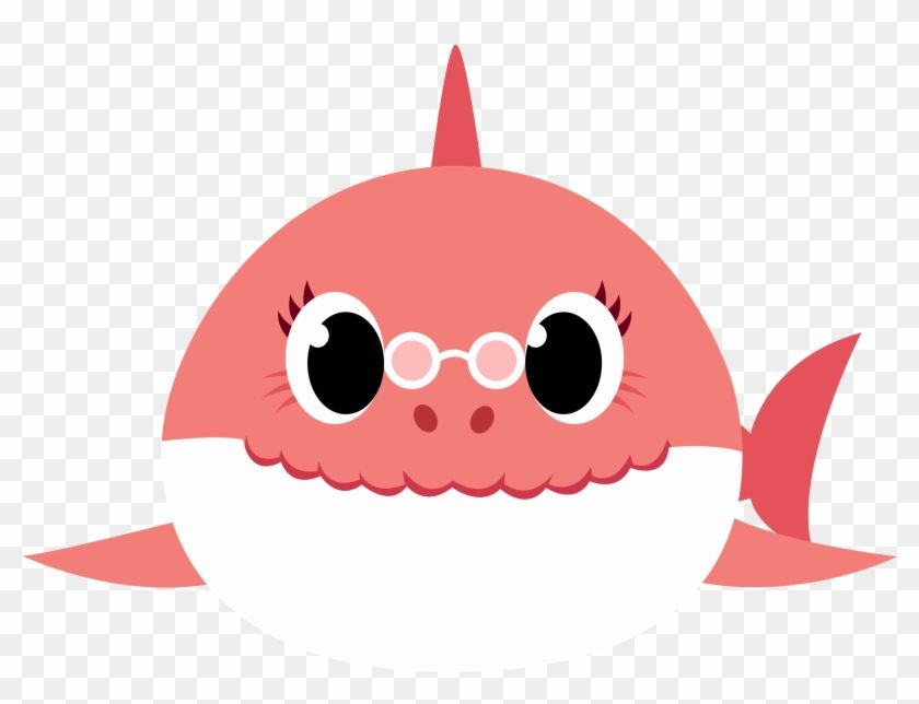 Find Hd Grandma Shark Png Transparent Png To Search And Download More Free Transparent Png Images Shark Theme Birthday Shark Images Shark Coloring Pages
