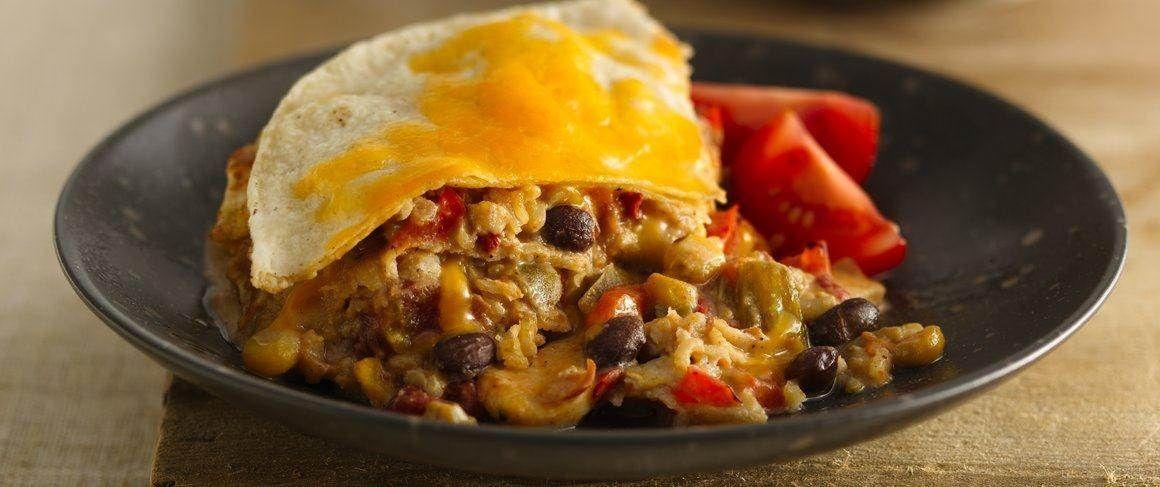 Chicken enchilada casserole recipe recipes food