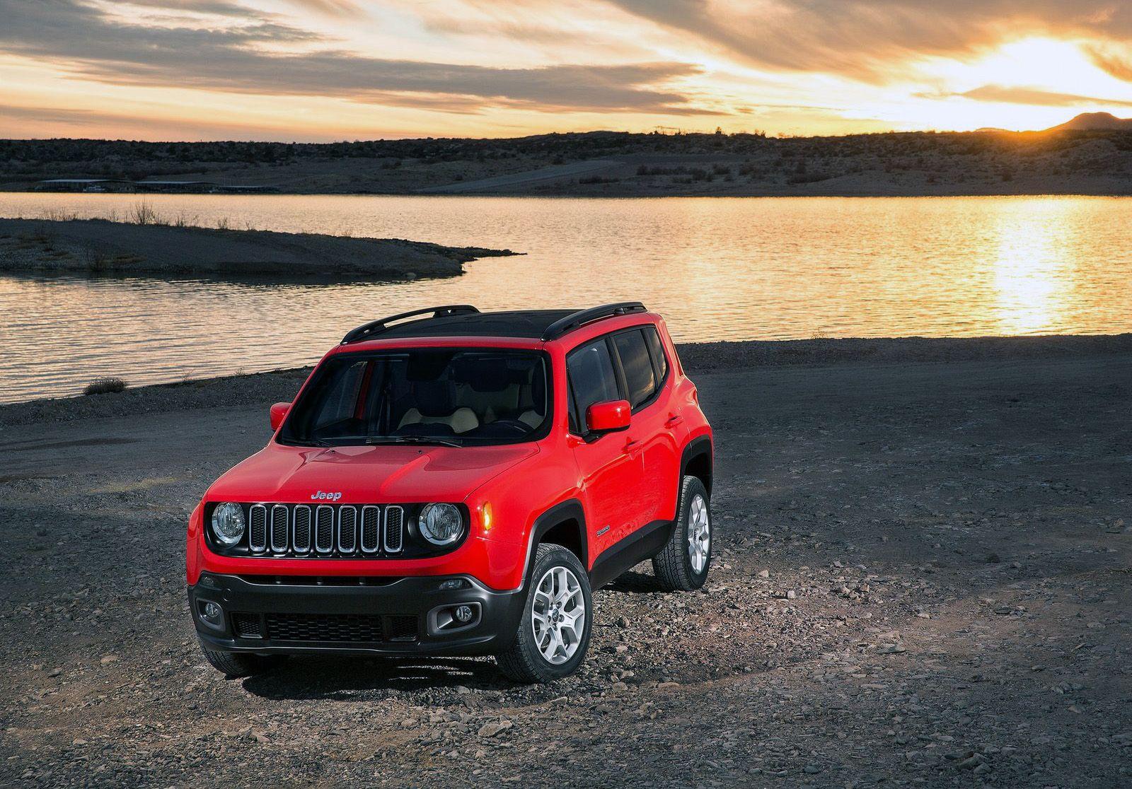 awesome Allnew 2015 Jeep Renegade Jeep renegade, Jeep