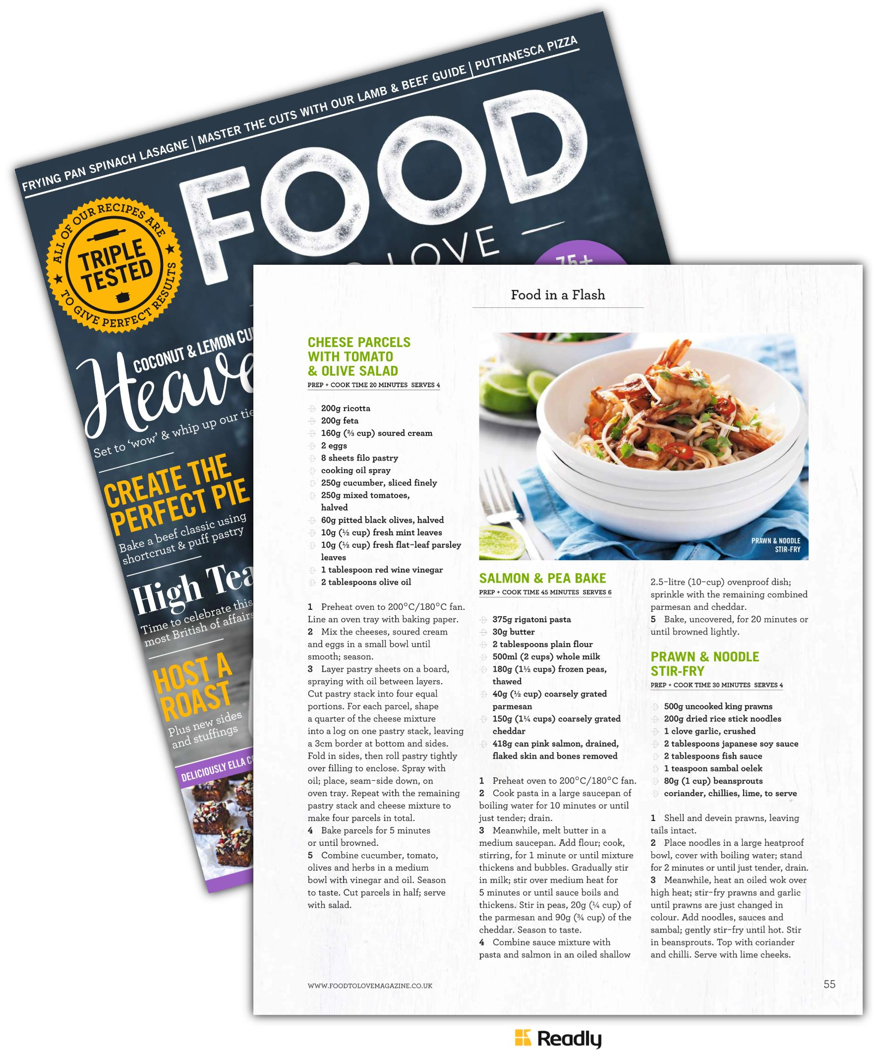 Suggestion About Food To Love Feb 2019 Page 55 Food Coconut Cheese Perfect Pies