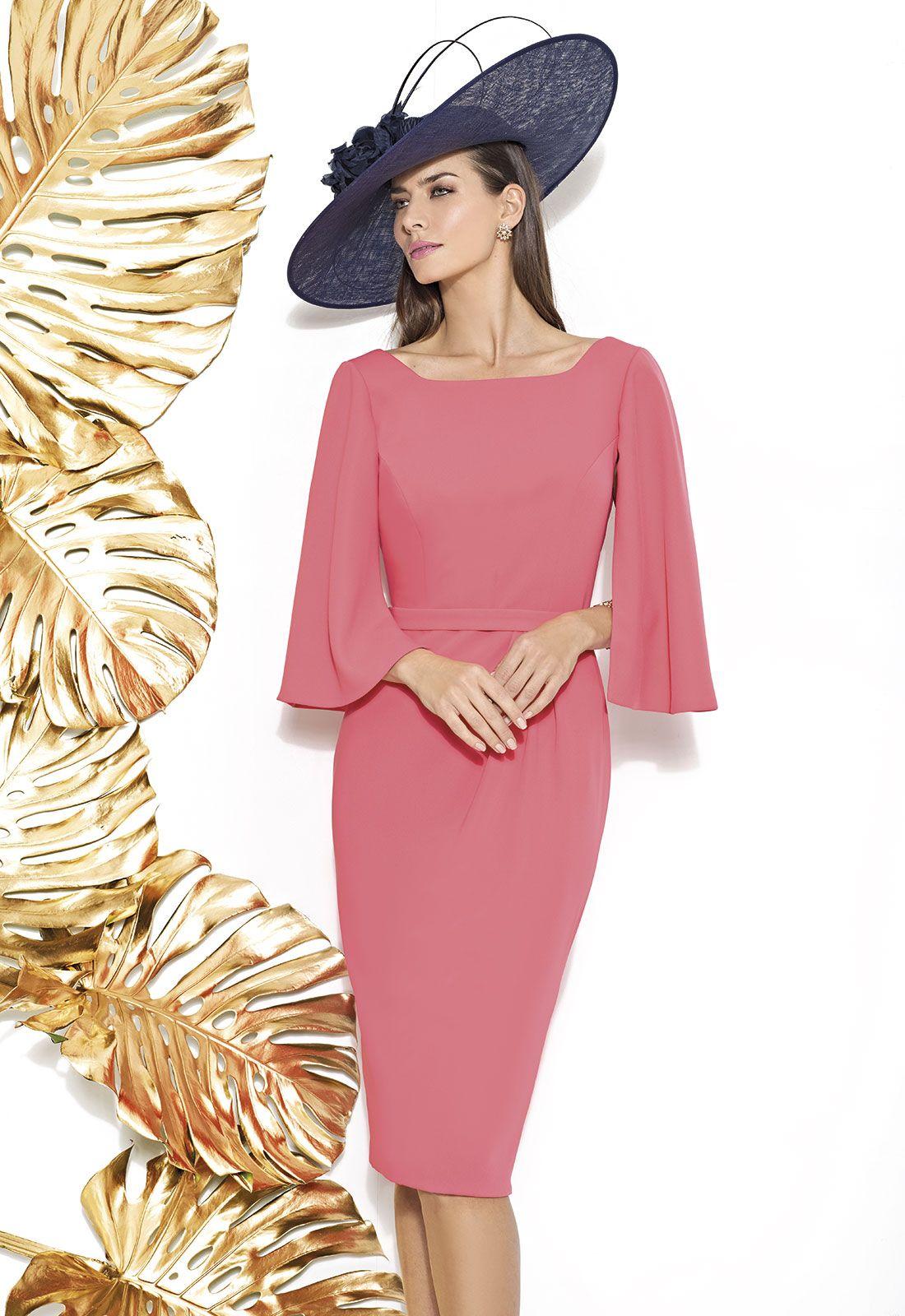 Vestido de fiesta Laguiole | vestidos cortos by Naira Valencia ...