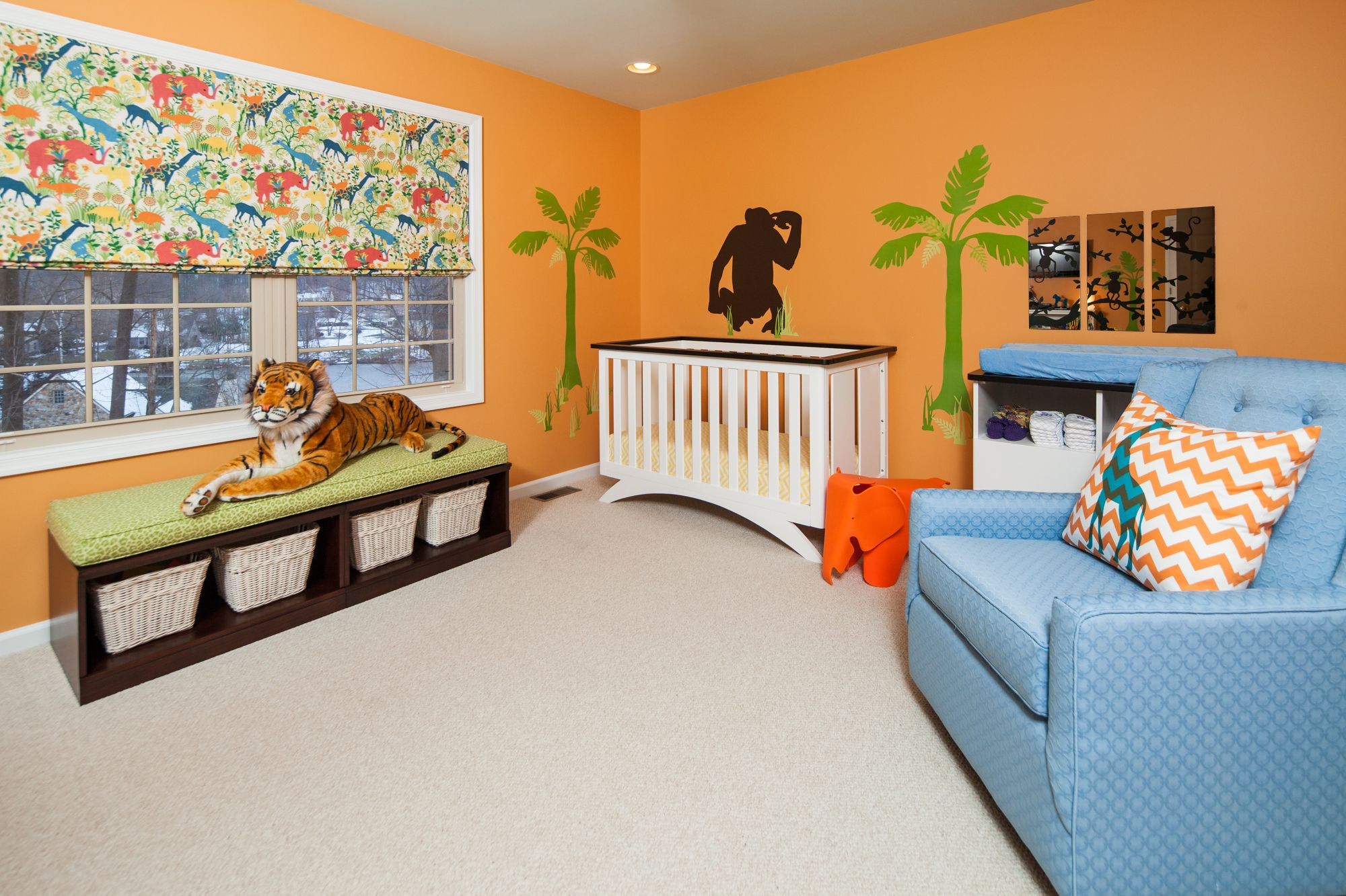 I Created This Nurseryplayroom For My Clients 1 12 Year