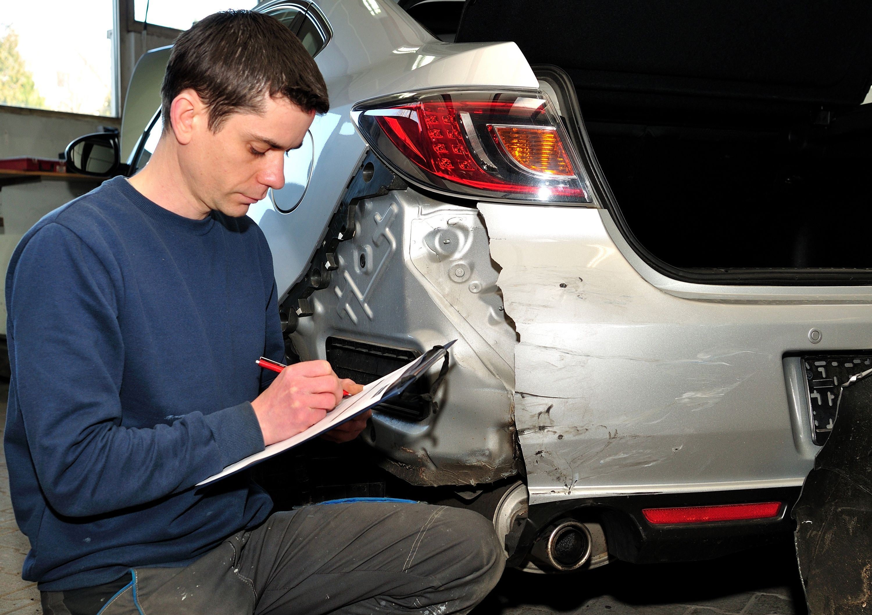 Icbc Will Give You 2 Years To Have Your Vehicle Undergo Collision