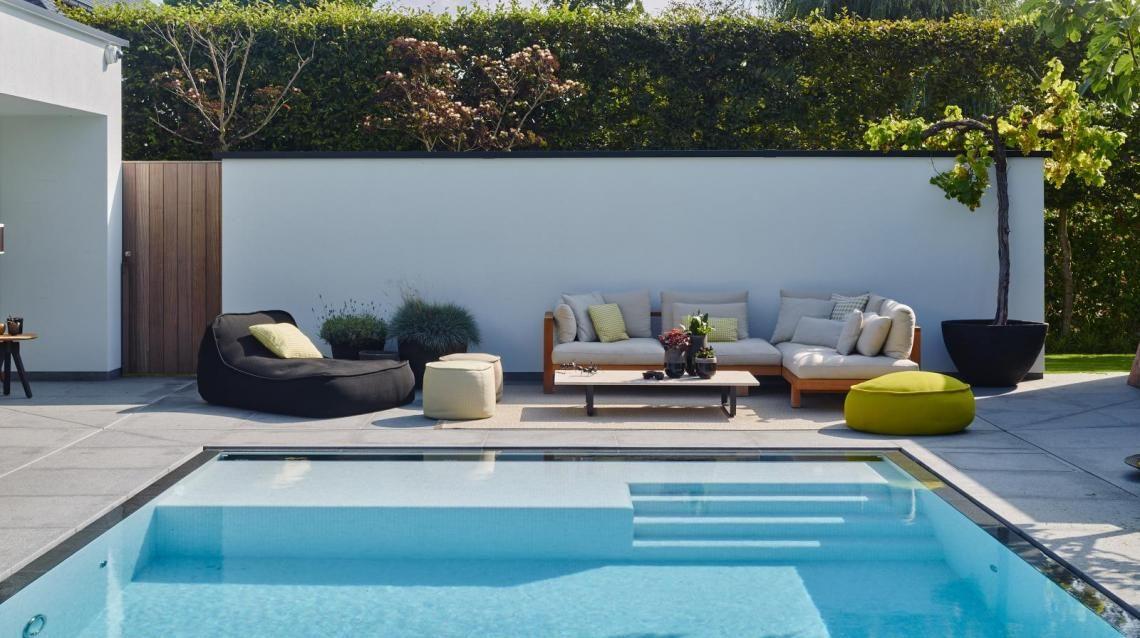 Strakke mediterrane sfeer in schelle feelathome outdoor lounge