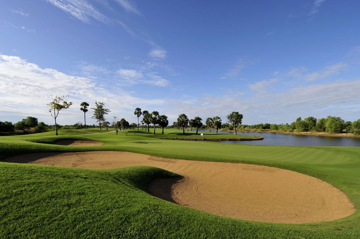 Golf in Angkor Golf Resort More Info