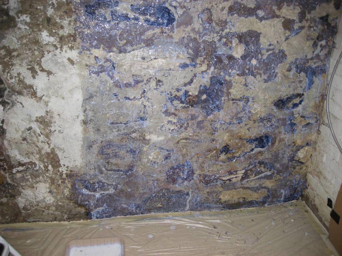 Crumbling Basement Wall Fix Old Basement Waterproofing Basement