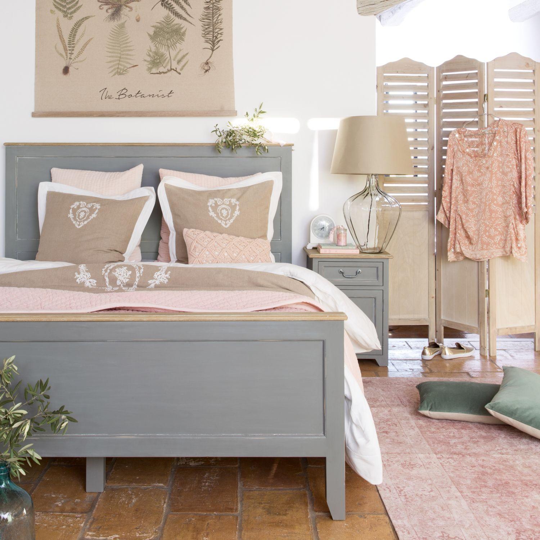 Fir Wood Room Divider Maisons Du Monde Meuble De Style Meuble Deco Luminaire Maison Du Monde