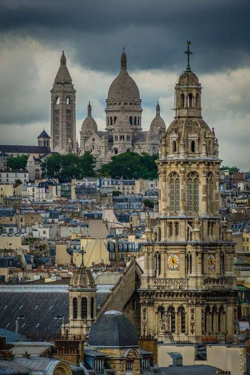 Paris, Montmartre