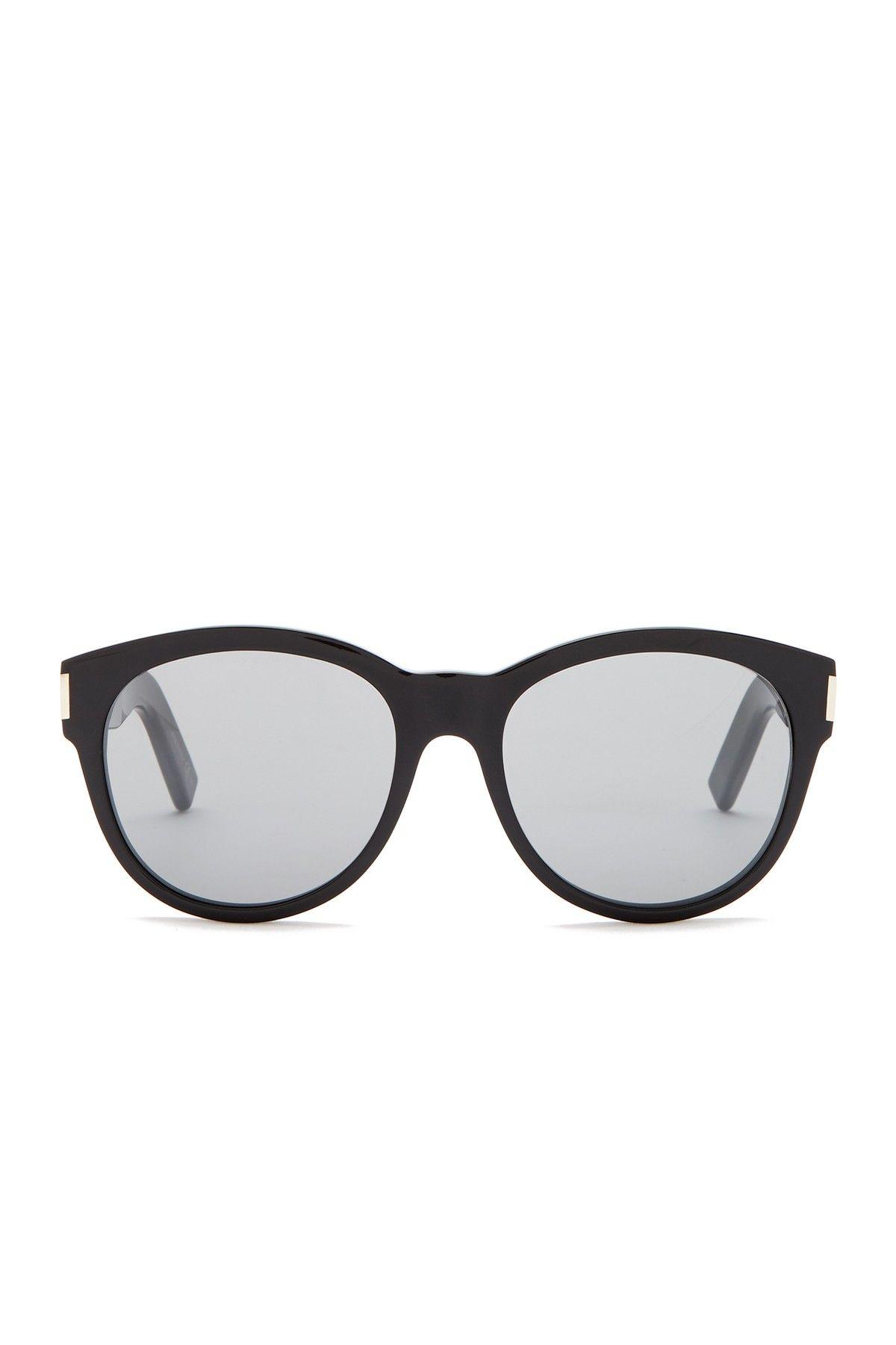 Women's Round Acetate Sunglasses