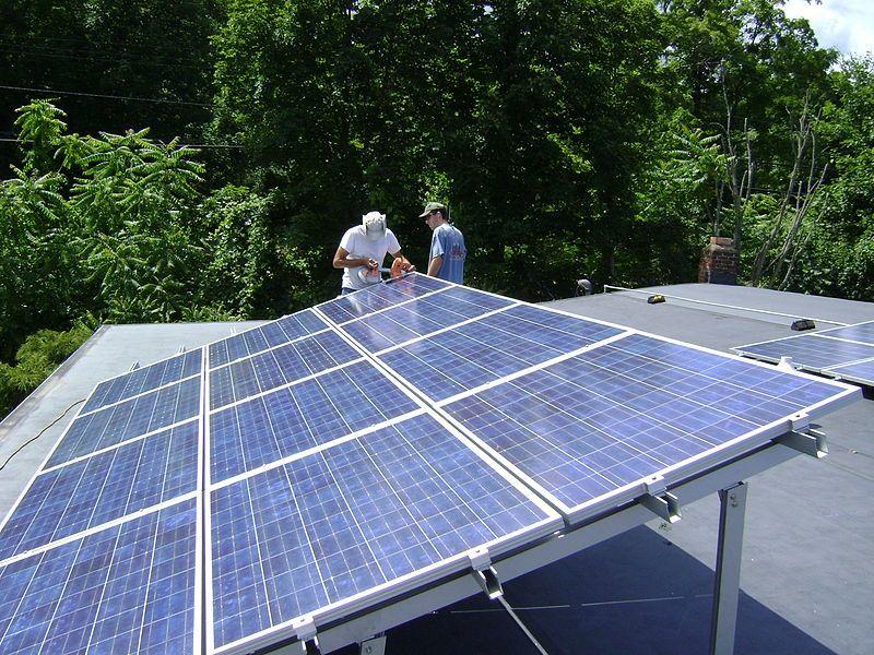Distributed Renewable Solar Energy