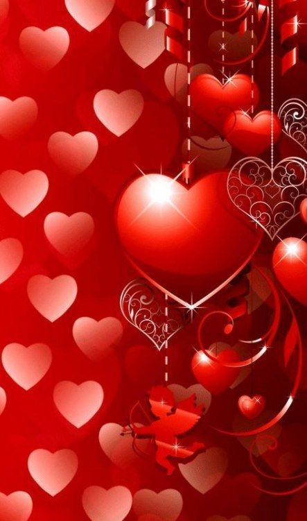 64+ trendy red wallpaper iphone backgrounds phone wallpapers valentines day #wallpaper