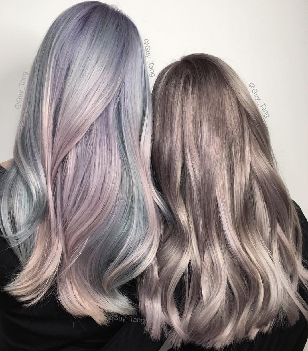 Guy tang metallic hair colors beauty pinterest guy for Guy tang salon