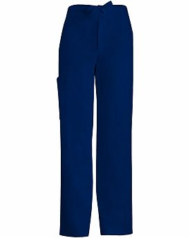 Cherokee Luxe Men's Fly Front Drawstring Pant 1022