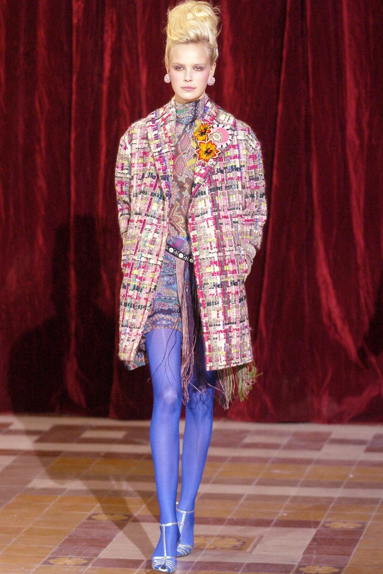 Christian Lacroix, Array, Ready-To-Wear, Париж